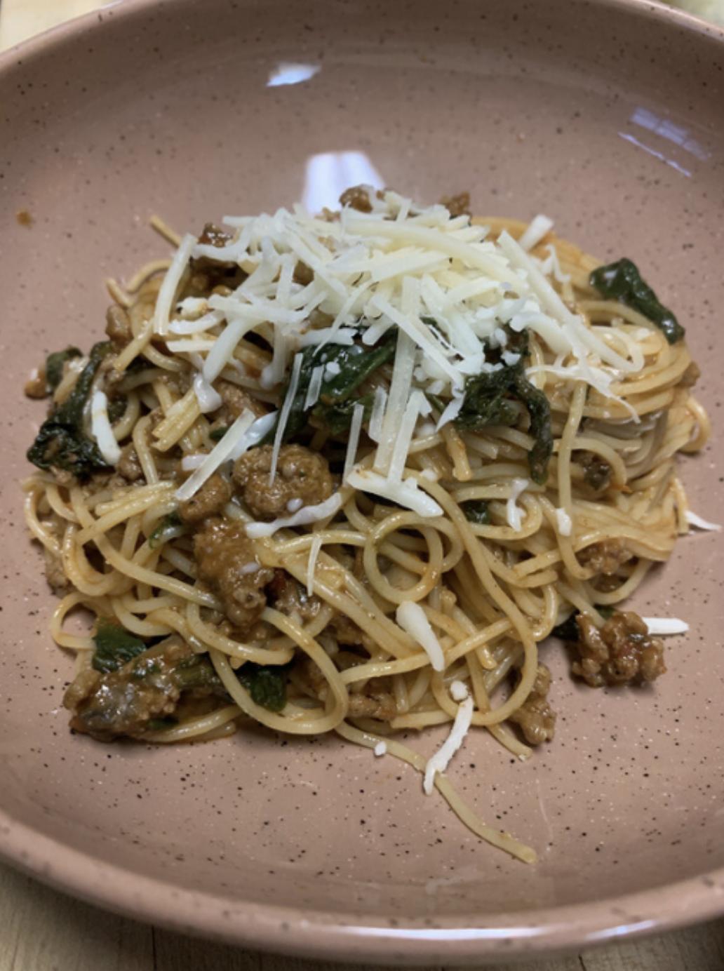 Veggie-Loaded Bolognese